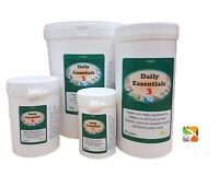 400g Daily Essentials 3 - On Food Pet Bird Supplement, Daily Vitamins & Minerals