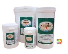 400g Daily Essentials 3 - On Food Pet Bird Supplement (Best Before 09/2020)