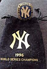 NY YANKEES  STADIUM RING DAY SGA 1996 WORLD SERIES CHAMPIONS MLB BETTERIDGE