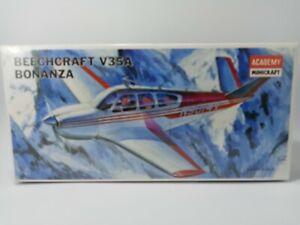 Academy Minicraft Beechcraft V35A Bonanza 1/48 Scale NEW