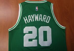 Nike NBA Boston Celtics Gordon Hayward Dri-Fit Stitched Swingman Jersey 50/L