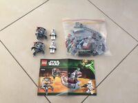 LEGO STAR WARS -  Republic Gunship - 75076 - FREE SHIPPING!