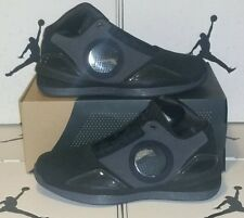 Nike Air Jordan 2010   black/dark charcoal -var red  Size 13   387358 001  DS