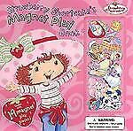Strawberry Shortcake's Magnet Playbook-ExLibrary