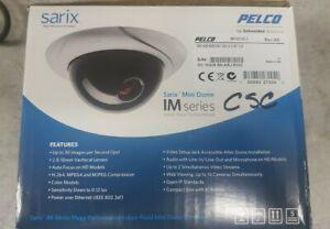 PELCO-IM10C10-1 Sarix IM Series Mini Dome Camera