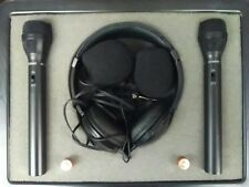 AUDIO TECHNICA KP-STUDIO Microphone Kit w/ Hardcase