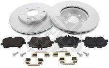 MAPCO Brake Kit Front 47804HPS