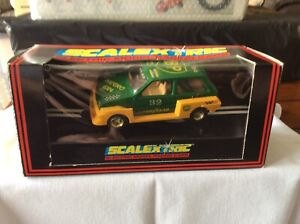 Scalextric MG Metro  Rally Car