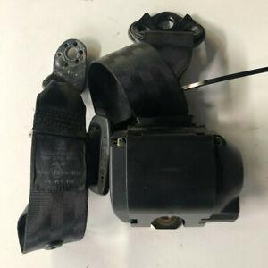 VW Polo GTI GT 9N Sicherheitsgurt Gurtschloß hinten links 6Q0857805 schwarz