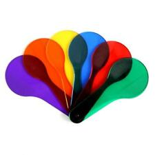 Colour Paddles set of 6 to Demonstrate Colour Combining Learning Resource B