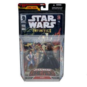 Star Wars Comic Pack 30th Anniversary Infinities Princess Leia & Darth Vader