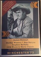 "The Jimmy Stewart Collection-""Winchester '73 1950 B&W Movie & 5 BONUS Audio CD's"