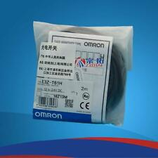 New Omron Photoelectric Switch E3Z-T61H E3ZT61H 12-24VDC 2m