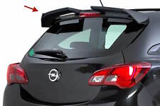 REAR ROOF SPOILER FOR VAUXHALL CORSA E 2014 3 Doors HF500 OPEL