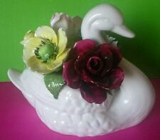 Unboxed Decorative Staffordshire Pottery Planters