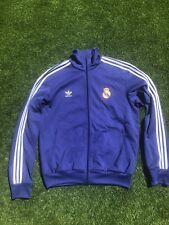 Adidas Original Real Madrid Chándal Top púrpura XL