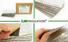 20 Sheets Car Sound Deadening Insulation PMSR Camper Van Wheel Arch Floor Foil