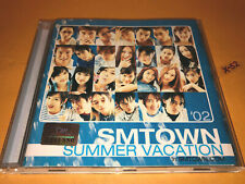 SMTOWN CD Shinhwa SES Moon Hee Jun BoA Dana Milk Kangta Fly to the Sky Shinvi