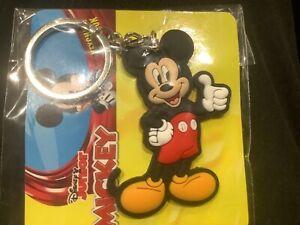 Mickey Mouse key ring CHARACTER KEYRING CHARM KEY CHAIN