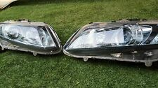 Genuine 2012-15 Honda Civic FB 9th Sedan Front Projector Headlight Wraped Hybrid