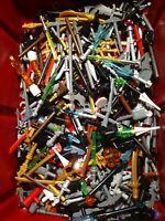 40x Lego Star Wars Waffen Figuren Zubehör Teile Ausrüstung Sammlung Konvolut