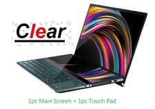 "Ultra Clear Screen Protector for 15.6"" Asus ZenBook Pro Duo UX581GV Touch Screen"
