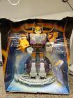 OPEN BOX Complete Hasbro Unicron w Dead End Mini Con Transformers Armada Figure