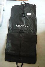 """"""" CHANEL """" LOT de 2 GRANDES HOUSSES / SAC à vêtement/robe/costume/manteau"""