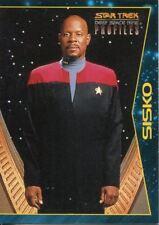 Star Trek Deep Space Nine Profiles Complete 82 Card Base Set