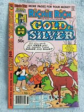 Richie Rich: Gold & Silver #33 - Harvey Comics - January 1981 - Comic Book