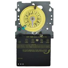 Intermatic Mechanical Time Switch T104 Series 40 Amp 208 277 Volt Dpst 24 Hour