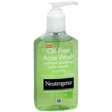 Neutrogena Oil-Free Acne Wash Redness Soothing Facial Cleanser - 6 OZ