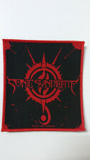 Sonic Syndicate 2007 metal metalcore deathmetal music logo patch Sew On