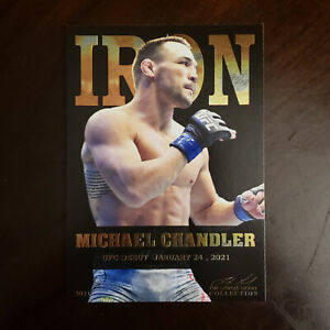 "2021 ""Iron"" Michael Chandler 