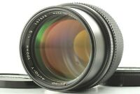 【Exc+4】 Olympus OM-System Zuiko Auto-T 100mm f2 MF Lens from JAPAN #682