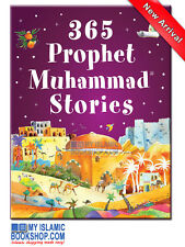 365 Prophet Muhammad (PBUH) Stories Muslim Islamic Children Kids Book Gift Ideas