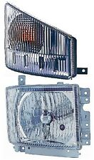 New Passenger Side Headlight/Signal Light FOR 2008-2015 ISUZU NPR HD NQR Truck