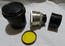 Zorki BK lens 2,8/35 Russian lens for FED Zorki Leica M39 L39 mount camera 0249