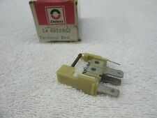 NOS 1965-1971 Chevelle Camaro Windshield Wiper Motor Terminal Board 4916862  dp