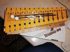 Xylophone Glockenspiel Gad Alto marque studio 49 pour conservatoire Neuf