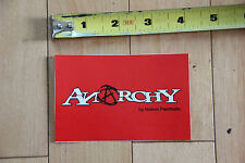 NEW Anarchy Sticker Decal for paintball