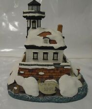 Harbour Lights Christmas 1996 Colchester Reef Lighthouse #701 1984