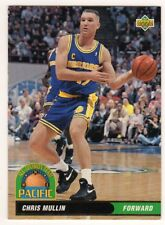figurina CARD BASKET NBA 1992/93 NEW numero 51 CHRIS MULLIN