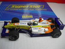 Superslot  F1 FISHIQUELA  RENAULT TEAM  Nº 3 NUEVO NEW  1/32