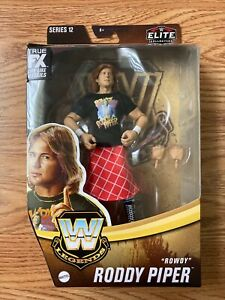 WWE ELITE COLLECTION WWE LEGENDS SERIES 12 ROWDY RODDY PIPER TARGET EXCLUSIVE!!
