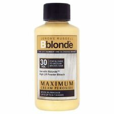 Jerome Russell Peroxide Hair Colourants