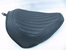 Harley Davidson Solo Seat Softail Slim FLS Blackline FXS 52000031A Tuck & Roll