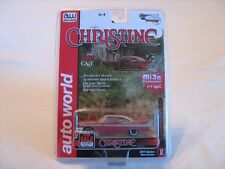 Auto World M&J Toys Exclusive Christine Dirty Version '58 Plymouth Fury 1/4800
