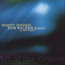 Art of the Groove by Brent Jensen,Walker,Seales,Miller,Bishop (CD, 2004, Origin)
