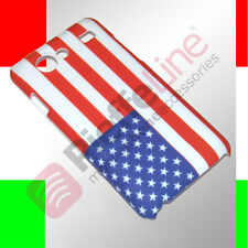 Custodia pvc cover case SAMSUNG i9070 GALAXY ADVANCE protezione USA STATI UNITI